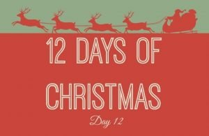 Twelve days of Christmas has never been so fun! 12 fun days of Secret Santa gift giving to enjoy with your family and friends!