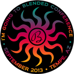 Im-going-to-Blended-Conference-September-28-2013-in-Tempe-Arizona-150x150
