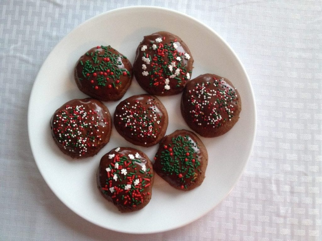 Glazed Chocolate Cake Cookies & a Bonus Recipe! - {i love} my ...