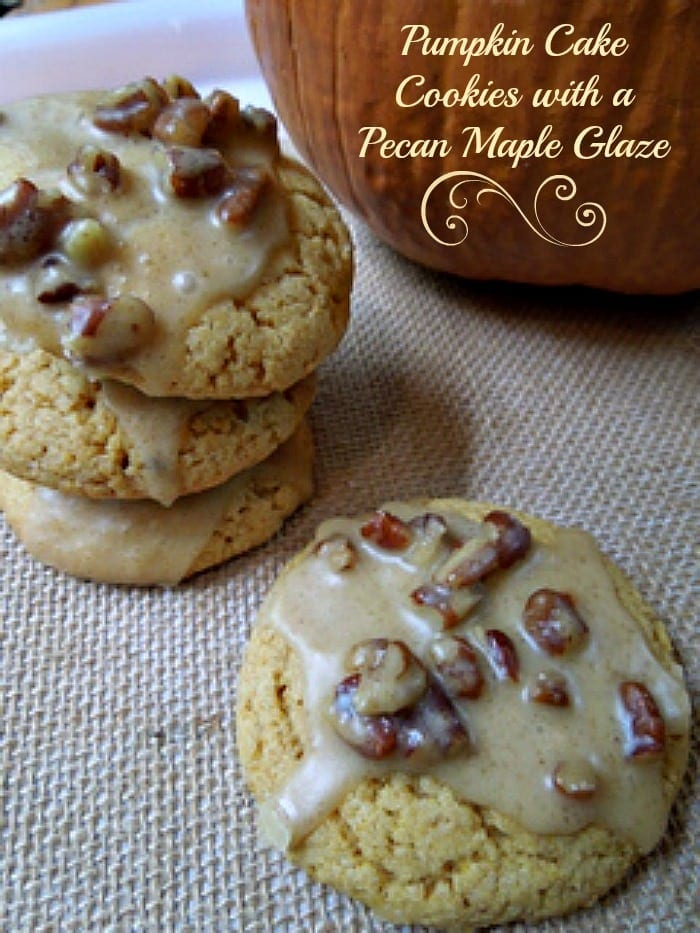 ... Cookies-Cake-Cookies-Maple-Glaze-Maple-Icing-Pecan-Maple-Glaze-Cookies