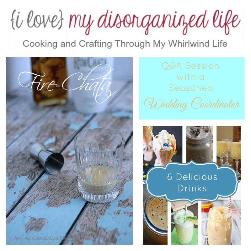 Week in Review Feb 26-March 4th {i love} my disorganized life