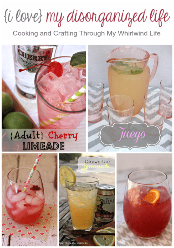 5 Refreshing Drinks
