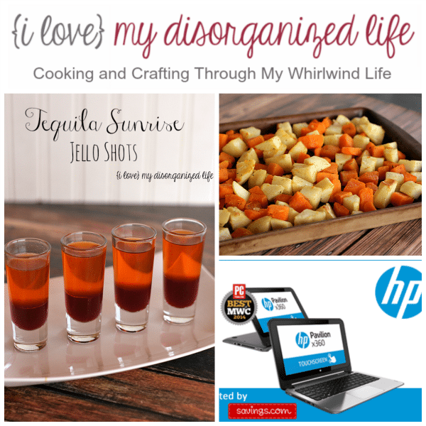 {i love} my disorganized life April 23-29th