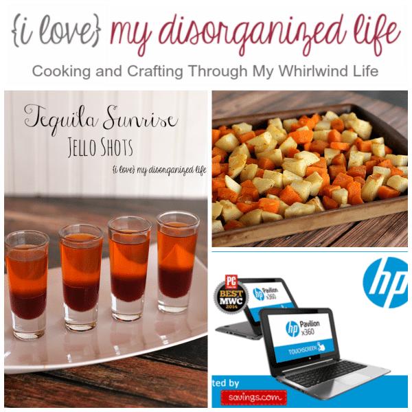 {i love} my disorganized life April 23-29th