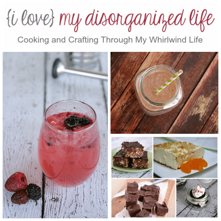 Week in review {i love} my disorganized life