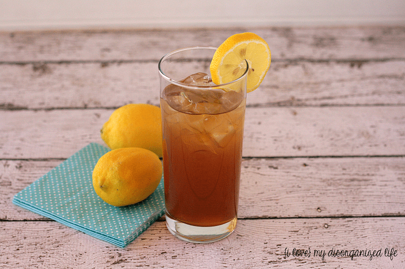 Dirty Arnold Palmer Cocktail - A delightful twist on the refreshing drink popularized by the famous golfer