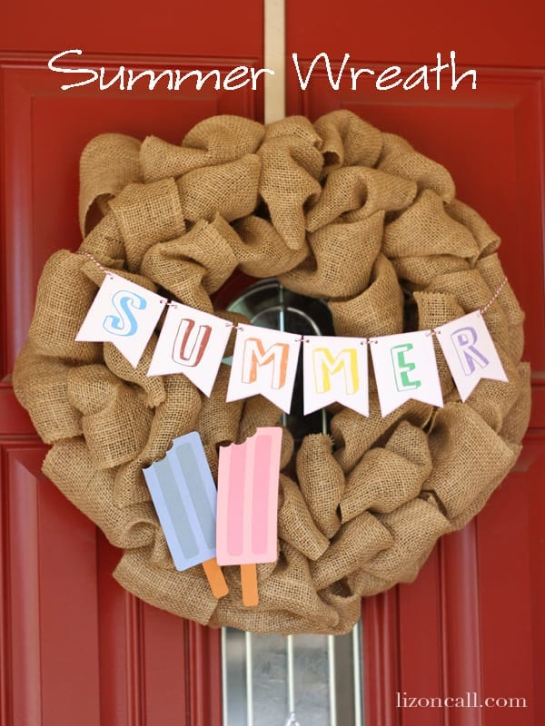 Summer-Wreath