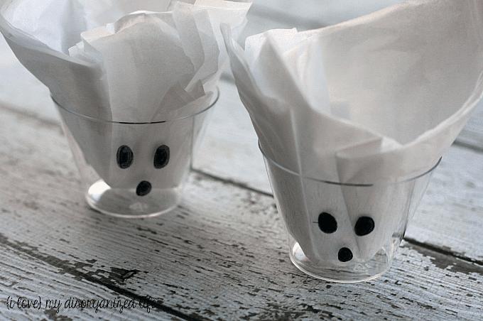 ghost tissue