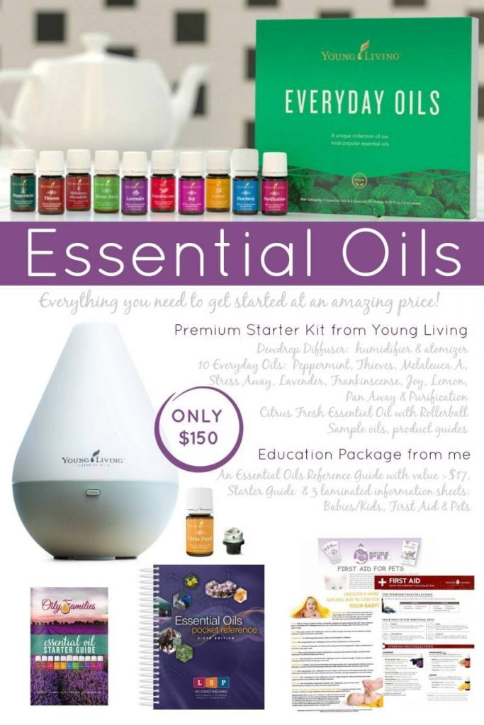 Young Living deal of the month for February!