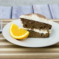 After your Irish meal of corned beef and cabbage, enjoy the balance of flavors in this Chocolate Orange Guinness Cake.