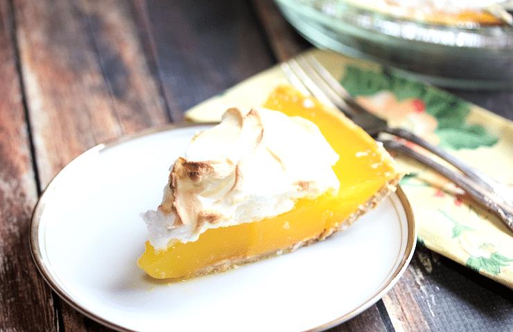 Easy Lemon Meringue Pie Recipe