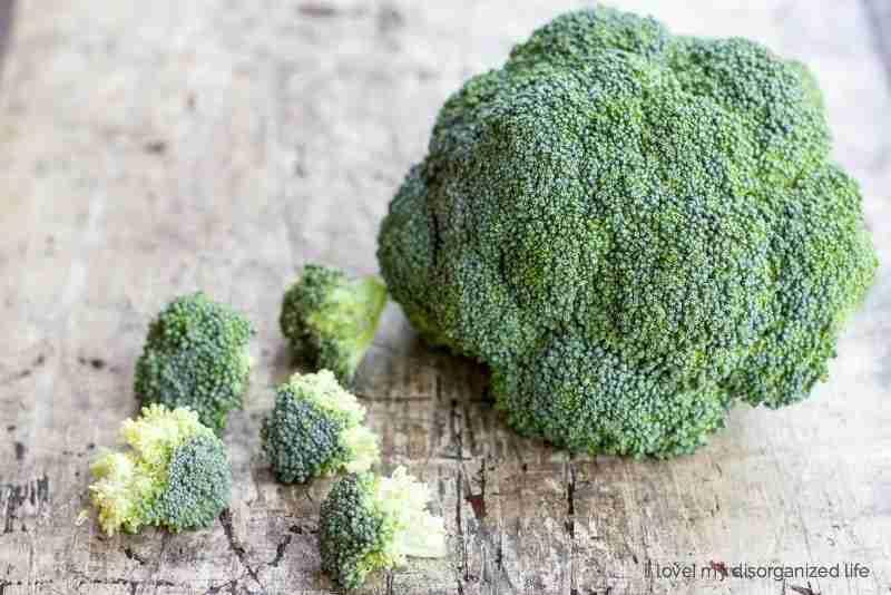 Cheesy Broccoli Casserole I Love My Disorganized Life