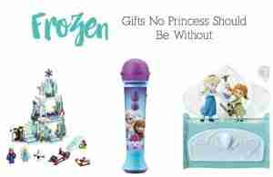 Frozen Gifts No Princess Should Be Without | {i love} my disorganized life