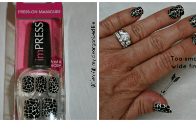 Broadway Nails imPRESS Press-on Manicure: A Review