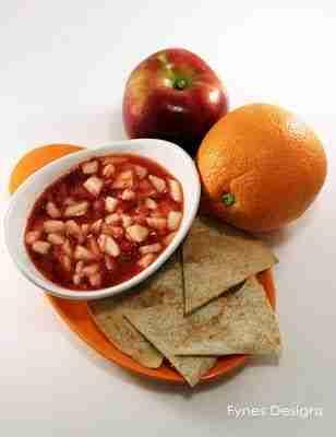 Fruit Salsa from Fynes Designs