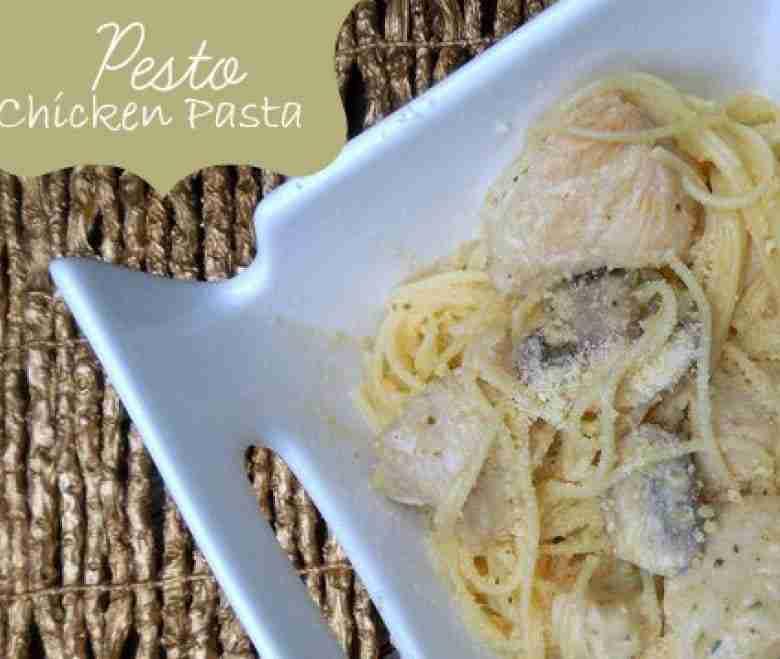 backtoschoolweek-parmesean-chicken-pasta-skillet-meal-30minutemeal