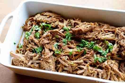 Slow Cooker Beef Barbacoa - Unsophisticook