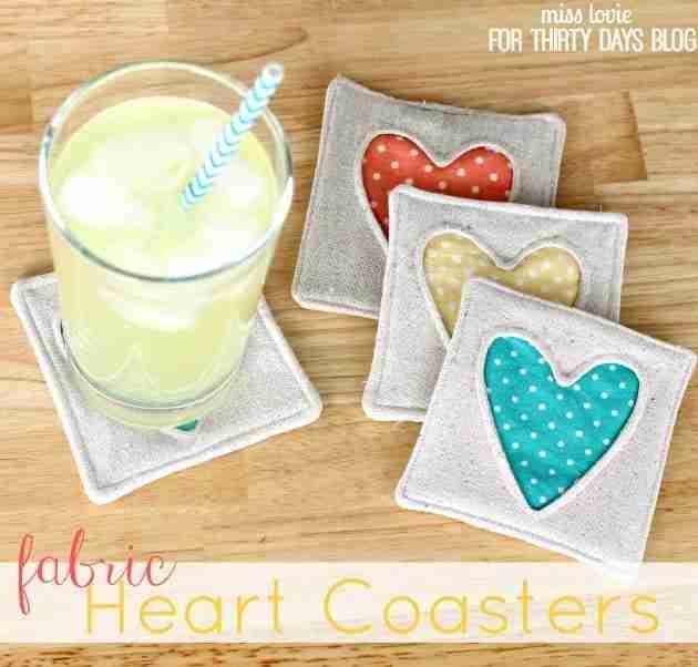 Fabric-Heart-Coasters