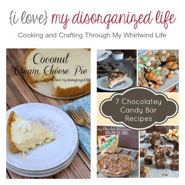 {i love} my disorganized life week of March 12-18