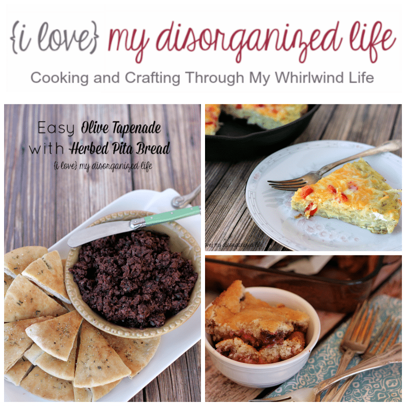 Week in review- April 2-8th {i love} my disorganized life