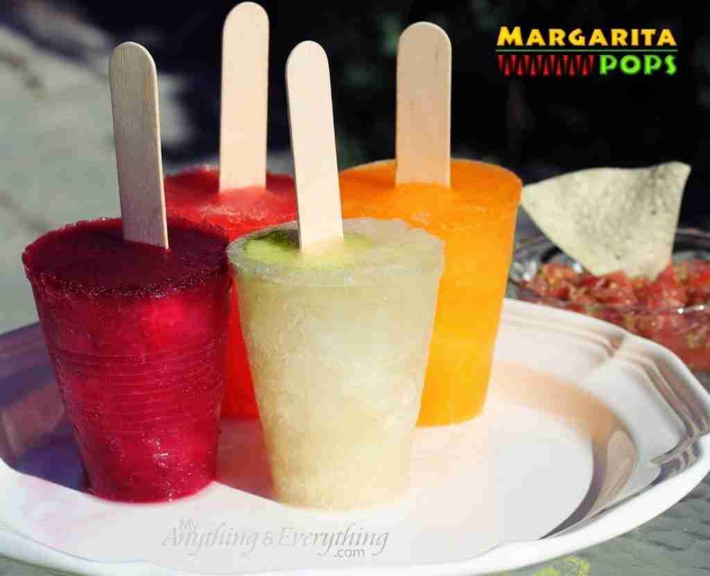 Margarita-Pops