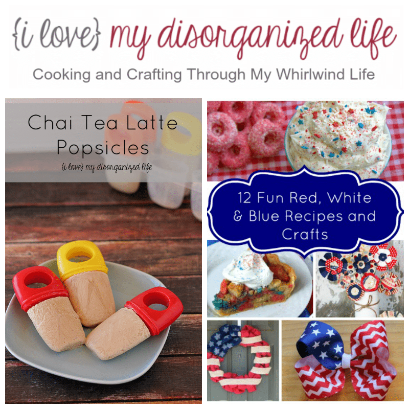 Week in Review June 10-17th {i love} my disorganized life