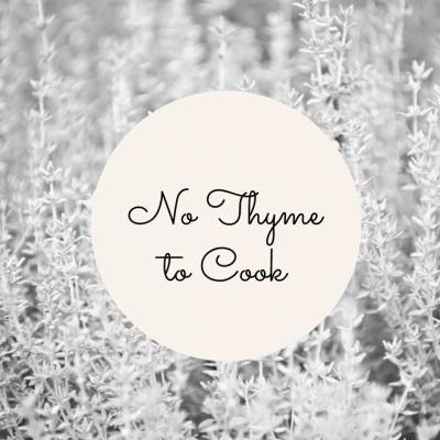 No Thyme to Cook printable