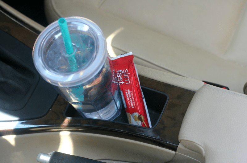 On-the-go snack
