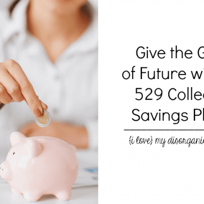 Give the Gift of Future with a 529 College Savings Plan