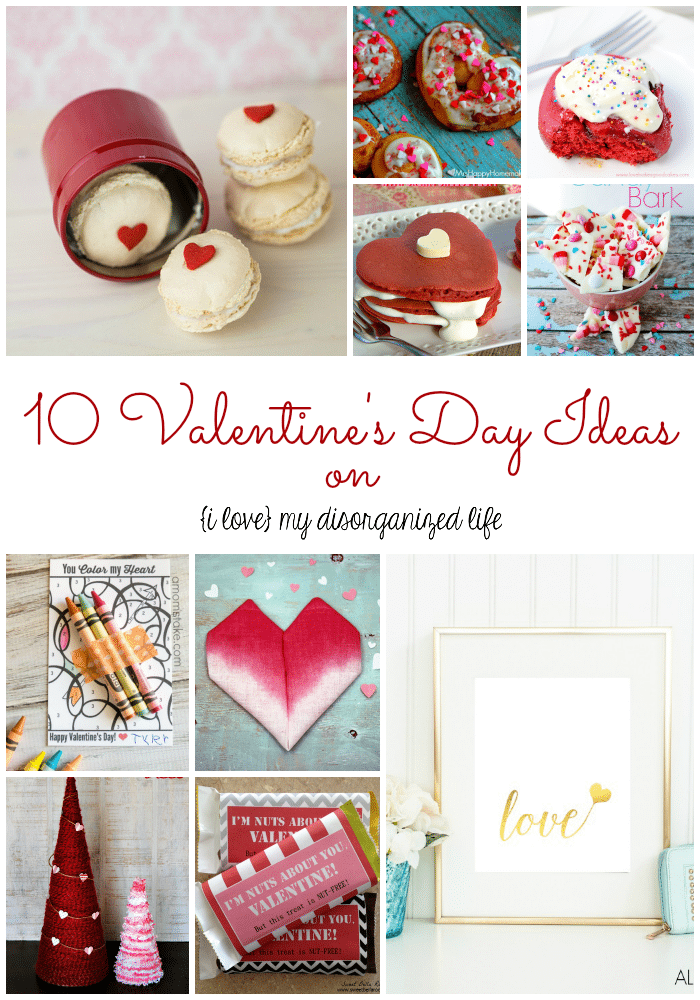 10 simple ideas to make Valentine's Dat more fun