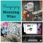 Morning Wins