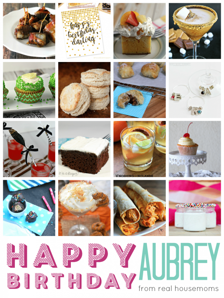 vertical image for aubrey's birthday