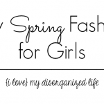 Easy Spring Fashion Styles for Girls