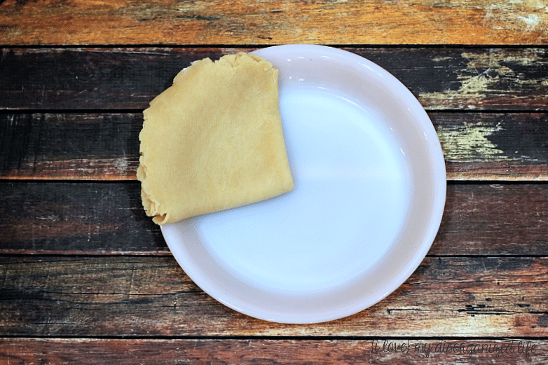 Tired of overworked crust? No matter how much you knead, roll or handle it, this foolproof pie crust comes out flaky every time!