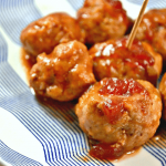Cranberry Spiced Meatballs
