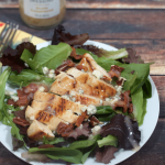Dijon Champagne Bacon Chicken Salad