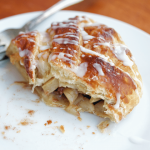 Apple Pie Pastry Braid