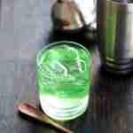 Easy Green Goblin Cocktail