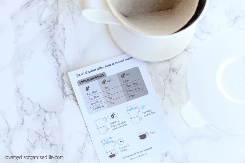 Is your morning routine as busy as mine is? Are you limited on time between waking up and heading out the door? I've got your solution.