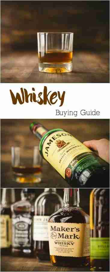 This Whiskey Buying Guide sheds light on confusion between Whiskey, Scotch and Bourbon. A quick study and your friends will think you're a connoisseur!
