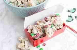 Reindeer Chow Easy Recipe