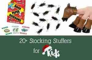 Stocking Stuffers for Kids