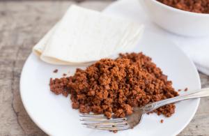 Spicy Homemade Chorizo