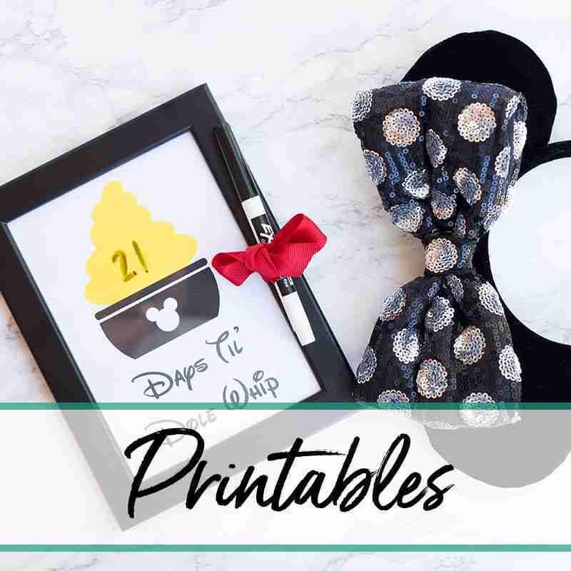 Easy Crafts Printables