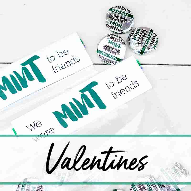 Easy Crafts Valentines