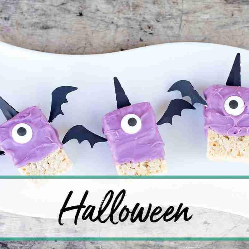 Easy Holiday Recipes Halloween