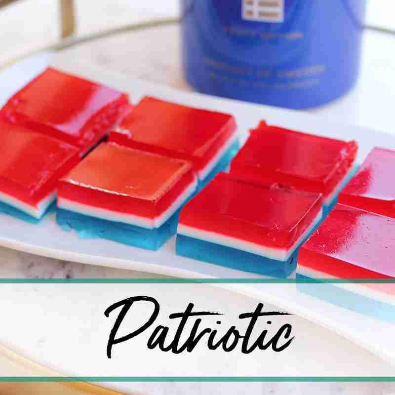 Easy Holiday Recipes Patriotic