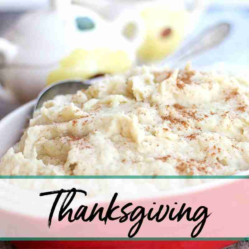 Easy Holiday Recipes Thanksgiving