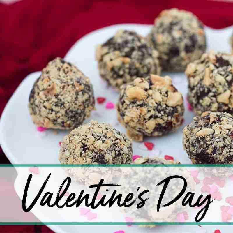 Easy Holiday Recipes Valentine's Day
